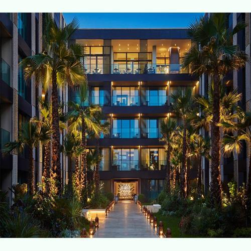 Four Seasons Hotel Casablanca - Casablanca, - Morocco