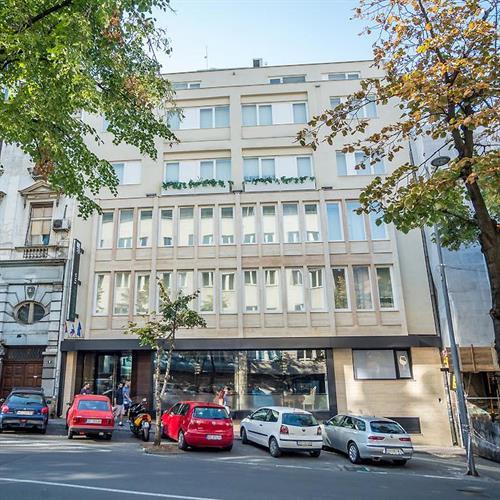 Belgrade Inn Garni Hotel Belgrade Serbia