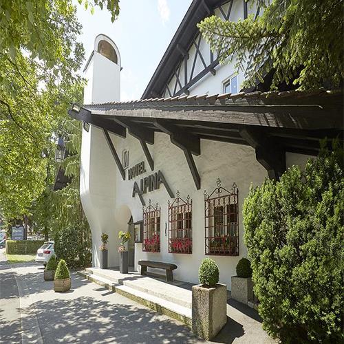 H Hotel Alpina GarmischPartenkirchenn Germany - Hotel alpina garmisch