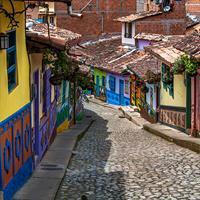 Bogota - Medellin - Guatape