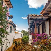 Villa de Leyva - Bogota - Cartagena