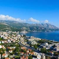 Podgorica and the Montenegro Coast (Self Drive)