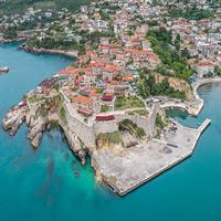 The Montenegro Coast and Bay of Kotor (Self Drive)