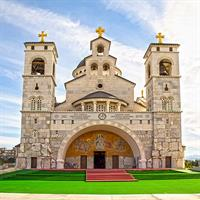 Podgorica - Montenegro Coast - Bay of Kotor (Self Drive)