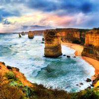 Melbourne - Hobart - Launceston - Sydney