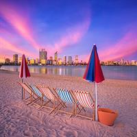 Sydney - Adelaide - Perth by Air