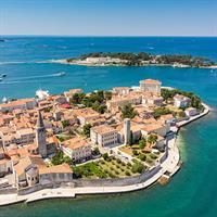 Istria and Venice (Pula - Rovinj - Porec - Slovenian Istria - Trieste - Venice)