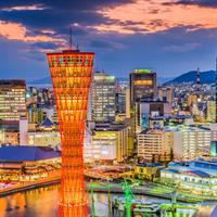 Tokyo - Kyoto - Kobe - Nara - Osaka by Rail