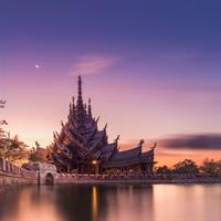 Bangkok - Pattaya - Chiang Mai