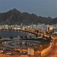 Dubai - Bahrain - Muscat