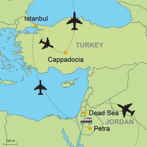 Dead Sea - Petra - Istanbul - Cappadocia Cappadocia Map on ardahan map, ankara map, dolmabahce palace map, pamukkale map, carpathian mountains map, anatolia map, turkey map, tatev monastery map, kayseri map, lycian sea map, macedonia map, bitlis map, nevsehir pazar map, cilicia map, underground city, mount nemrut, campania map, pontus map, troy map, goreme map, mount ararat, derinkuyu underground city, phthia map, ephesus map,