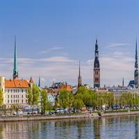 Riga - Tallinn - Helsinki by Air