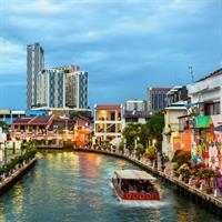 Malacca - Kuala Lumpur - Penang - Langkawi