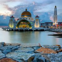Malacca - Kuala Lumpur - Cameron Highlands - Penang