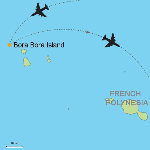 Bora Bora Idyllic Getaway Customizable Itinerary from Asia ...