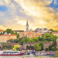 Budapest and Belgrade with Subotica and Novi Sad