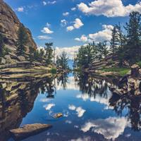 The Rocky Mountains and Mt. Rushmore (Self Drive)