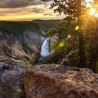 Boise to Bozeman via Yellowstone National Park (Self Drive)