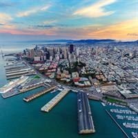 Oahu and San Francisco by Air