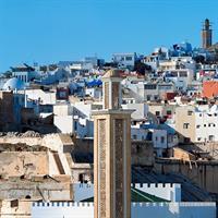 Casablanca - Tangier - Chefchaouen