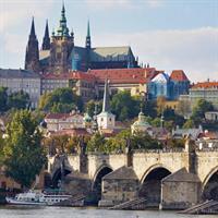 Prague and Karlovy Vary by Train