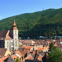 Bucharest - Brasov - Sighisoara by Train