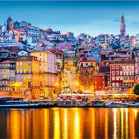Lisbon - Obidos - Guimares - Porto (Self Drive)
