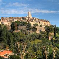 Menton - Hill Towns of the Riviera and Nice (Self Drive)