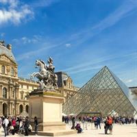 London - Paris - Monte Carlo by Train
