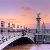 London and Paris by Air
