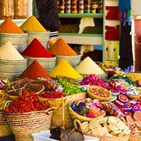 Casablanca - Fez - Marrakech