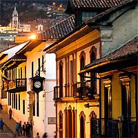 Bogota and Cali by Air
