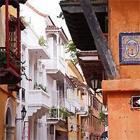 Bogota and Cartagena by Air