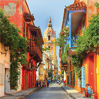 Medellin - Cartagena - Barranquilla
