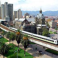 Medellin - Guatape - Bucaramanga - Bogota