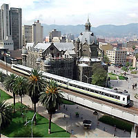 Bogota - Coffee Zone Pereira - Medellin