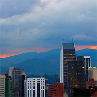 Medellin and Santa Marta by Air