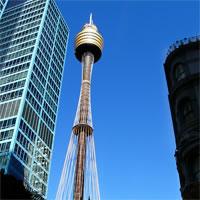 Brisbane and Sydney by Air