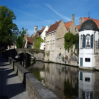 Brussels and Bruges by Train