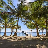 Luxury, Blancaneaux Lodge Plus Turtle Inn or Chabil Mar