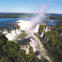 Buenos Aires and Iguazu Falls by Air