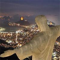 Rio de Janeiro - Iguassu Falls - Buenos Aires