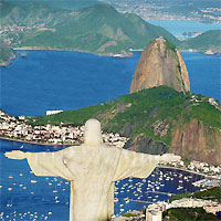 Rio de Janeiro - Iguassu Falls - Salvador da Bahia
