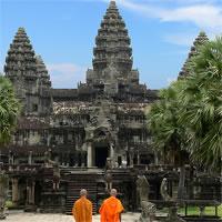 Hanoi - Halong Bay Cruise - Siem Reap - Phnom Penh