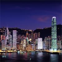 Hong Kong - Chengdu - Beijing by Air
