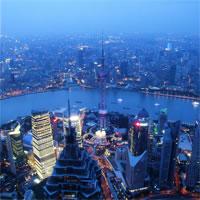 Hong Kong - Lijang - Shanghai by Air