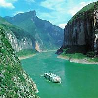 Majestic Yangzi River