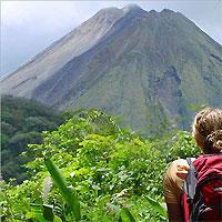 San Jose - Arenal Volcano - Monteverde Cloud Forest