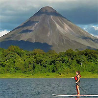 Arenal Volcano - Manuel Antonio