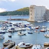 Dubrovnik - Korcula Island - Split by Ferry